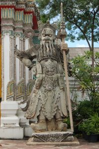 Thai Mythical Creatures