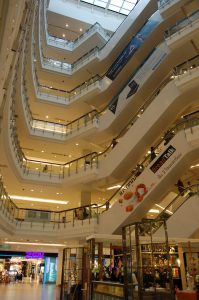 shopping mall Bangkok
