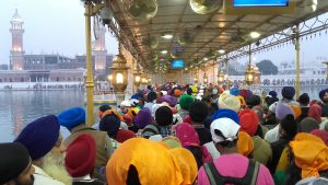 Sikhs Golden Temple