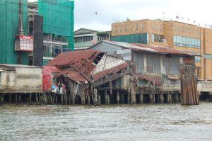 Shanty Town Bangkok