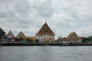 River Chao Phraya Temples