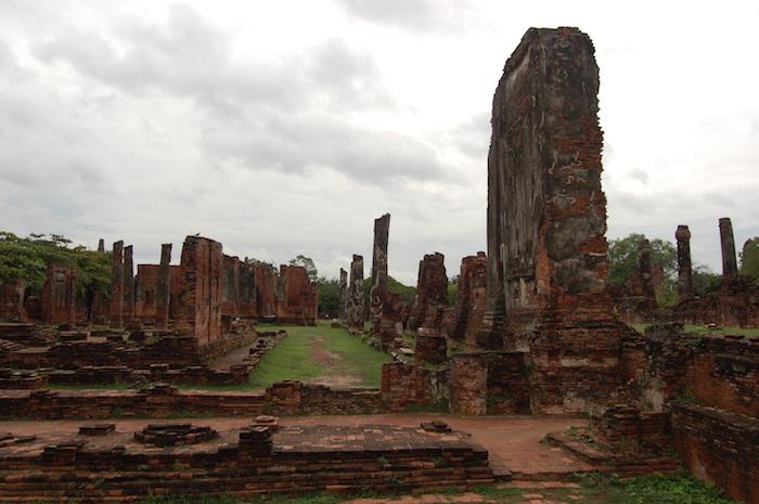 Ruins Ayutthaya