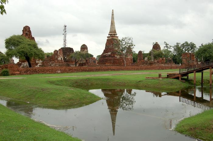 Wat Langkhadum Ayutthaya