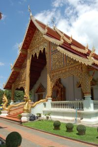 Another temple in Chiang Mai