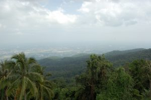 View from the Doi Sutep Temple