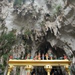 Magnificent entrance of the Batu Caves