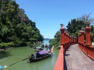 Exploring Aonang