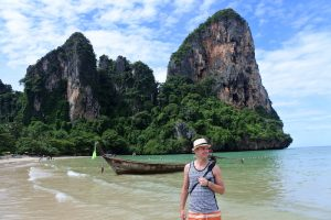 Greg in Railay Beach